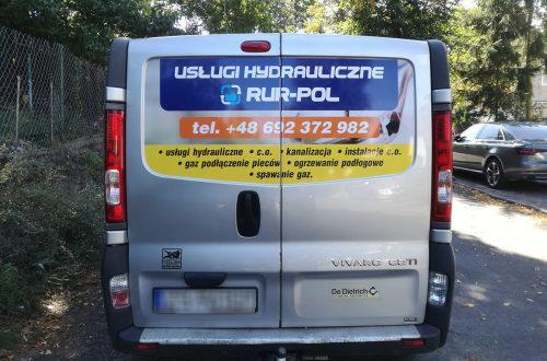Oklejanie samochodów szczecin